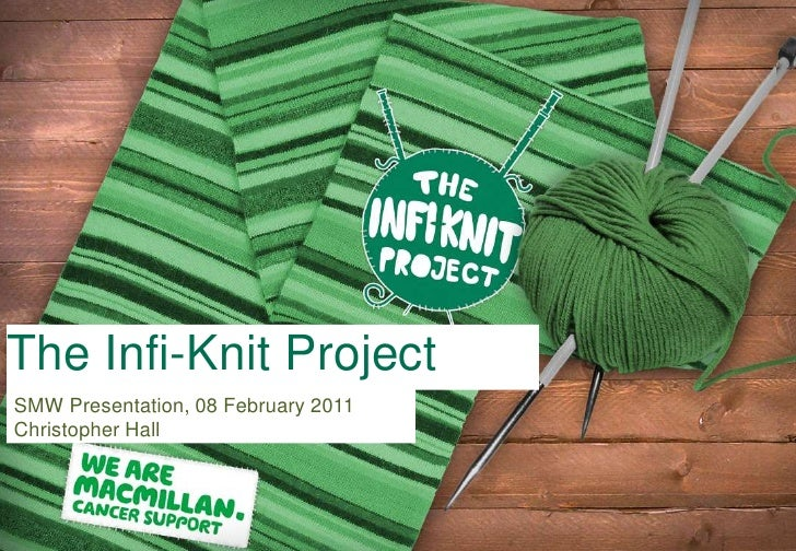 The Infi-Knit Project<br />SMW Presentation, 08 February 2011<br />Christopher Hall<br />