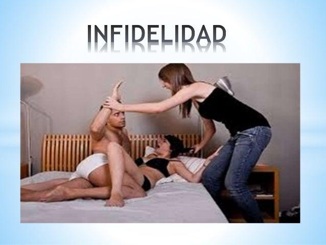 *La infidelidad amorosa, acepción con la que  frecuentemente se asocia el término, es descrita,  grosso modo, como la falt...