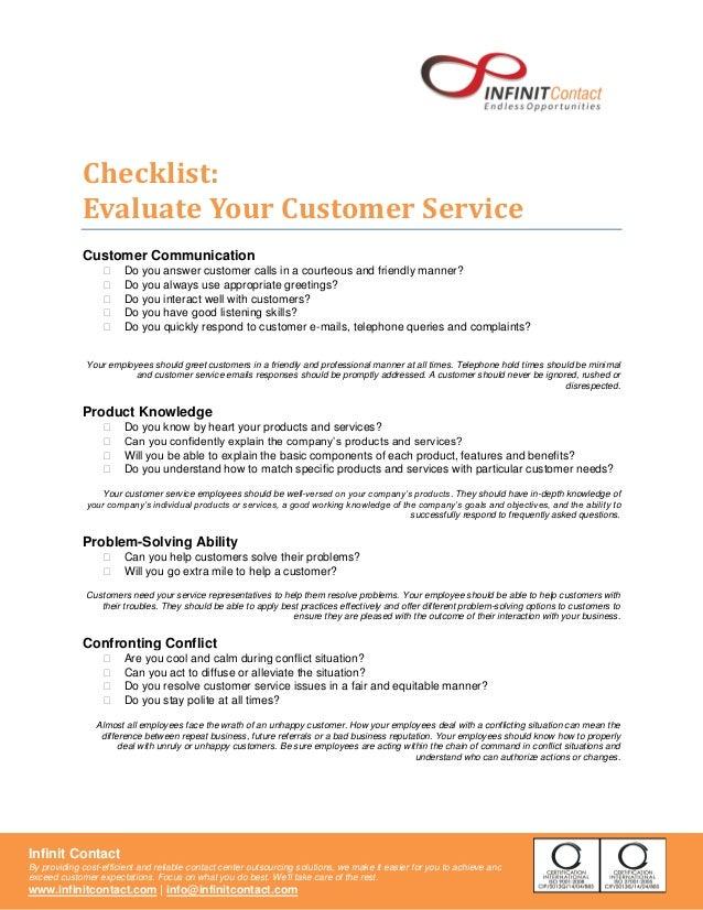 manager evaluation sample