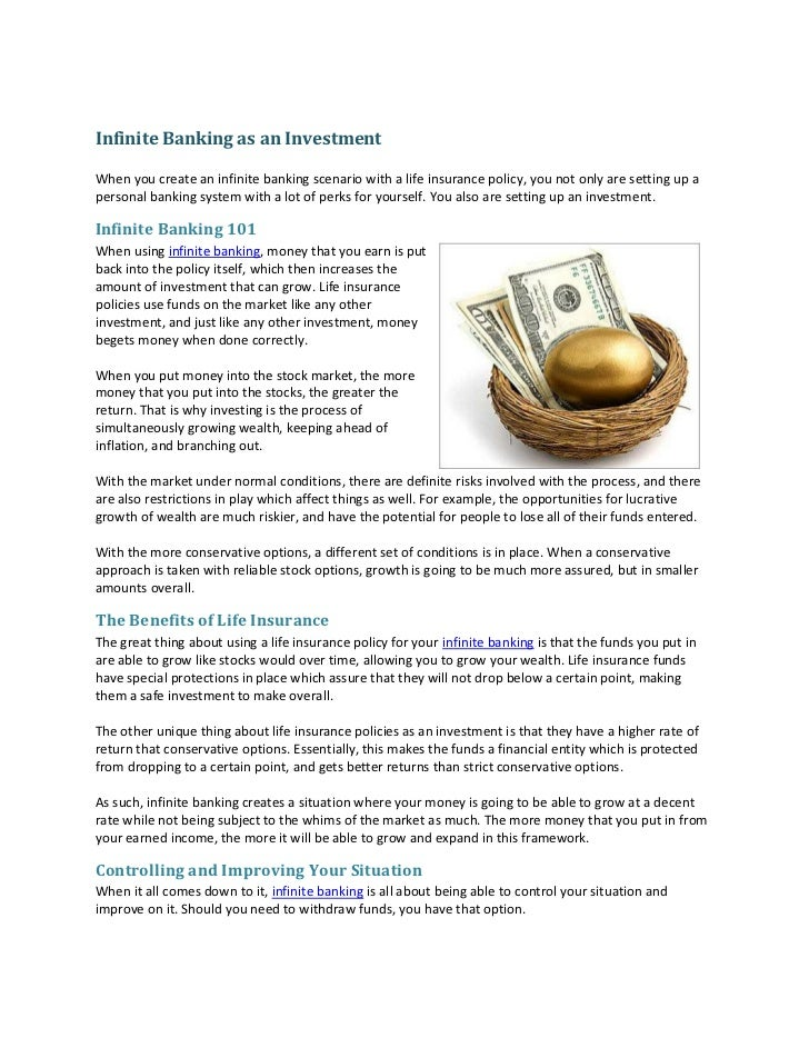Literature review of investment banking