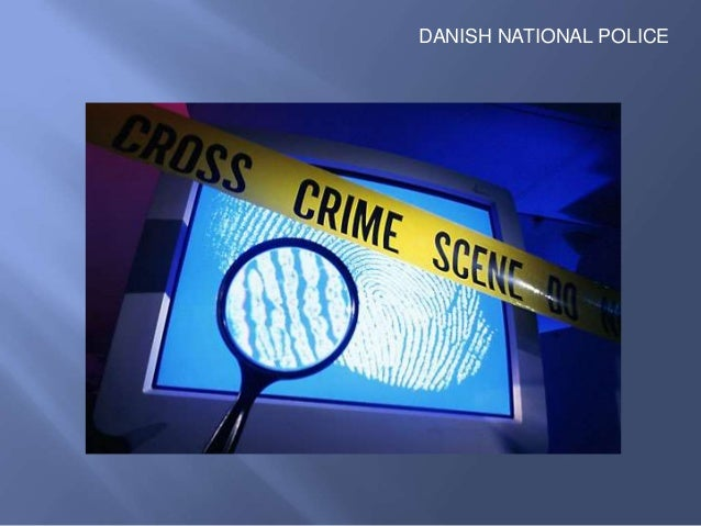 Cybercrime or...? by Johnny Lundberg, Deputy Police Chief, The National police's Cyber Crime Center