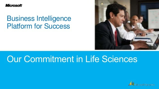 Infinity Microsoft Business Intelligence Overview