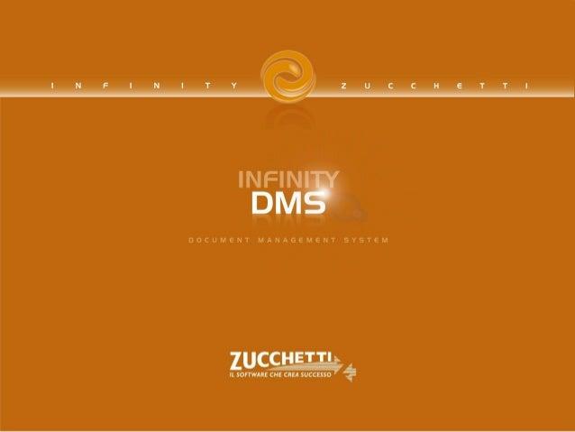 Software Infinity DMS Zucchetti: oltre la semplice archiviazione documentale