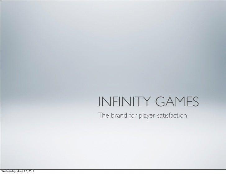 Infinitygames  2011