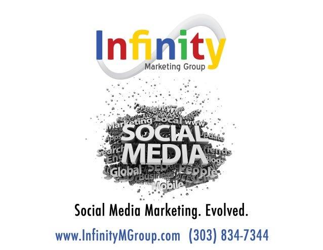 Infinity Marketing Group Social Media Packet