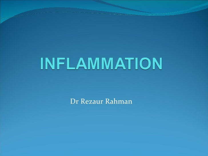 Dr Rezaur Rahman