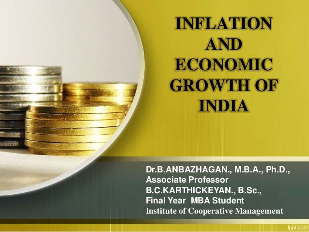 Thesis on inflation and economic growth
