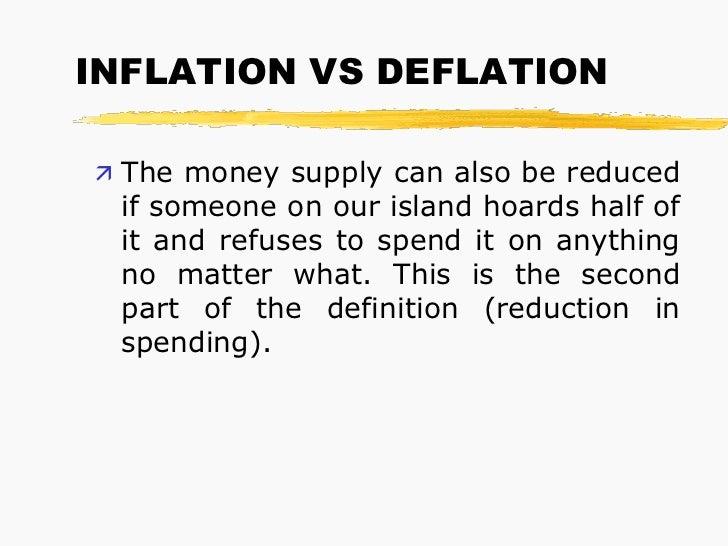 inflation deflation stagfltion. Black Bedroom Furniture Sets. Home Design Ideas
