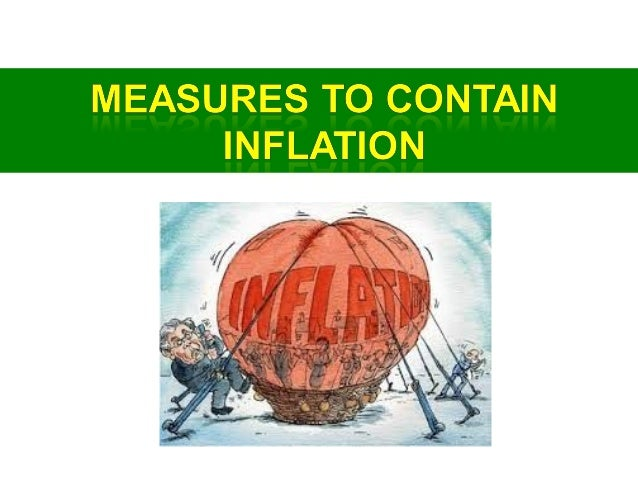 What is InflationWhat is Inflation  A rise in the general level of prices of goods and services in an economy  Measured ...