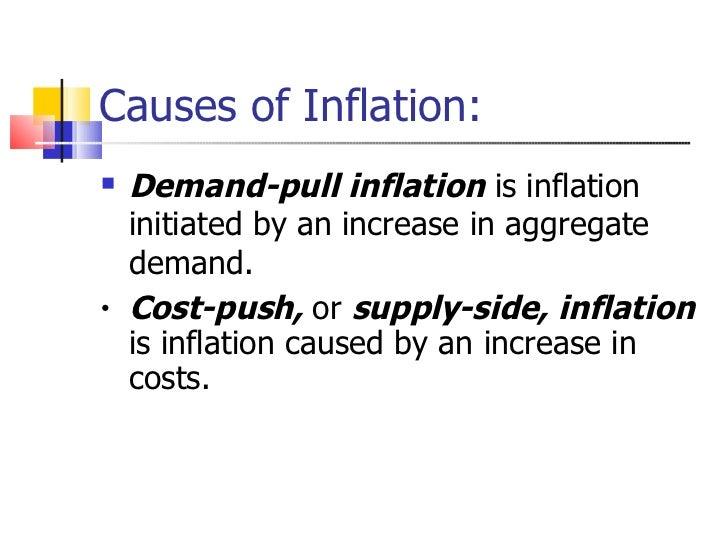 Inflation - Subject | Prepare IAS