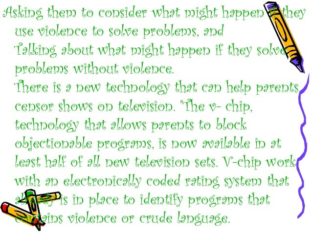 television in the lives of children essay Our kids learn within a system of education devised for a world that  in a more  popular way, television discovery and reality programs, from.