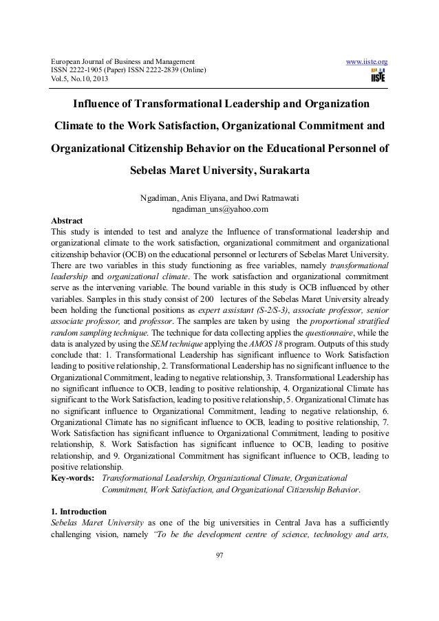 European Journal of Business and Management www.iiste.orgISSN 2222-1905 (Paper) ISSN 2222-2839 (Online)Vol.5, No.10, 20139...