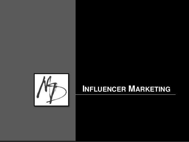 Implementing an Influencer Marketing Program