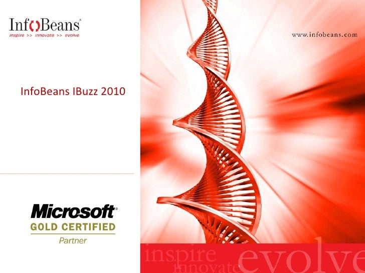 InfoBeans IBuzz 2010