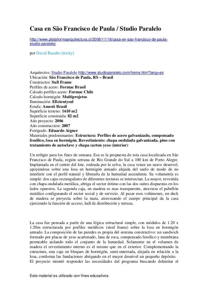 Info casabox 2012