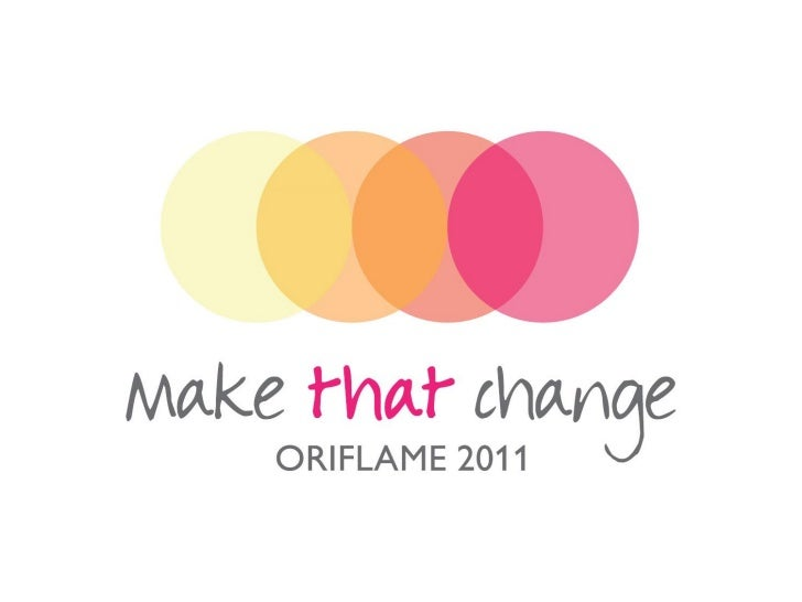 2011-07-01   Copyright ©2011 by Oriflame Cosmetics SA   1