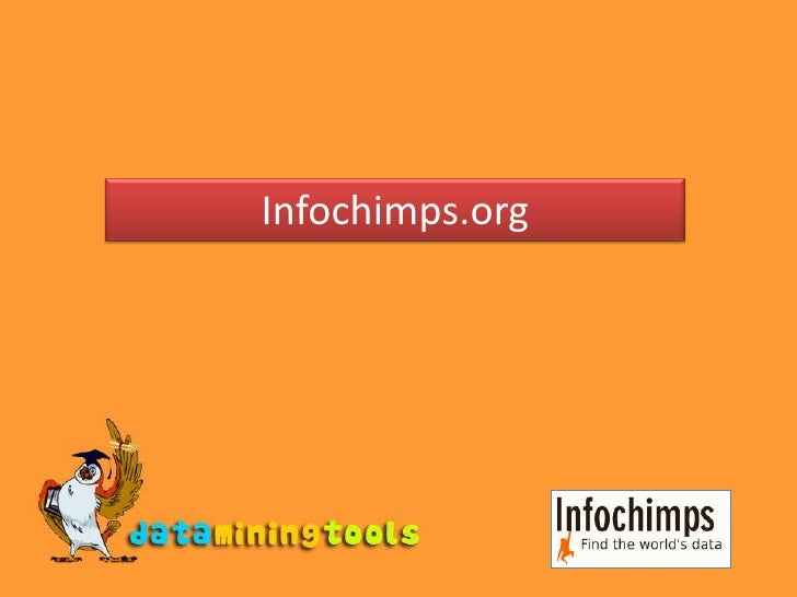 InfoChimps.Org