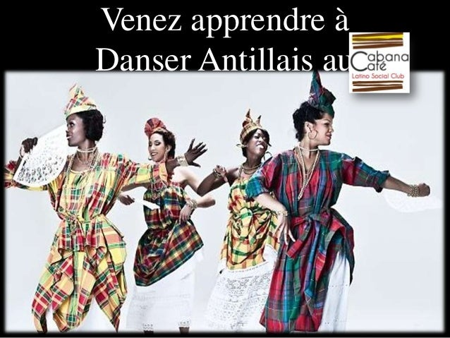 Venez apprendre à Danser Antillais au