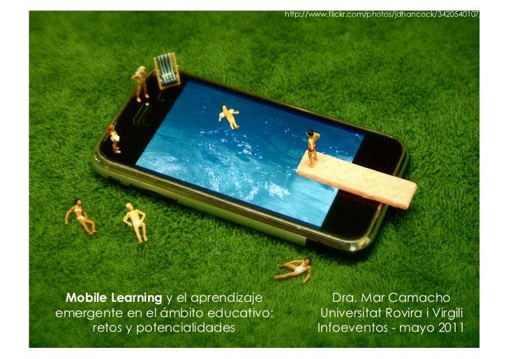 Mobile Learning y aprendizaje emergente
