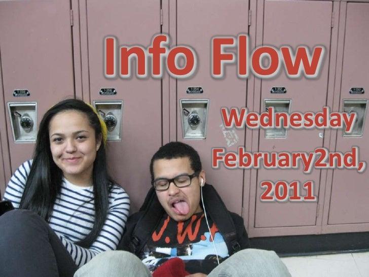 Infoflow2 2-11
