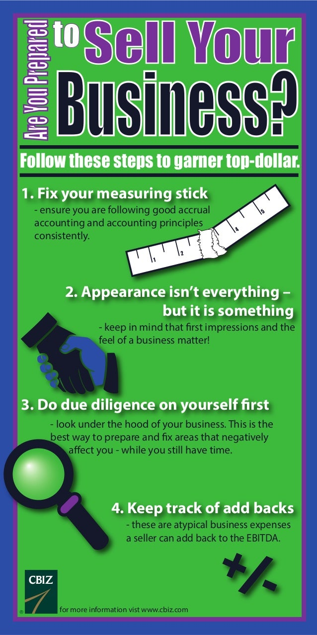 1. Fix your measuring stick 2. Appearance isn't everything – but it is something 3. Do due diligence on yourself first 4. ...