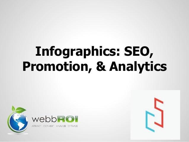 Infographics: SEO, Promotion, & Analytics