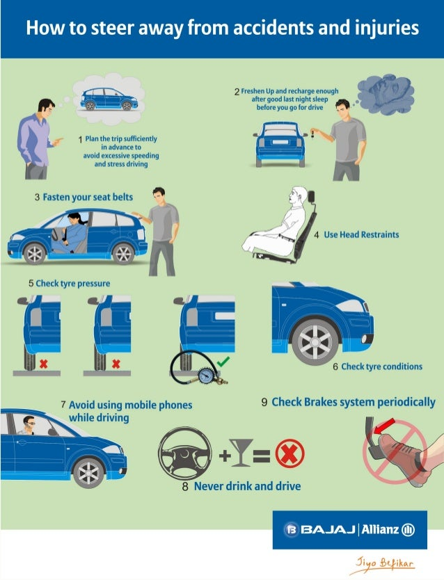 Avoid Accidents On The Road Dos And Don Ts