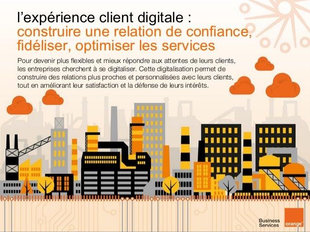 [Infographie] l'expérience client digitale