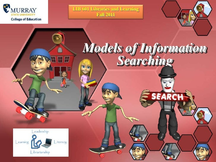 Models of Information Literacy