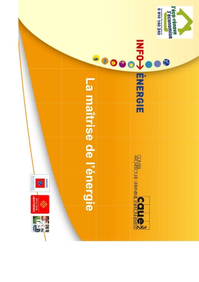 L'EspaceInfoEnergie Depuissacréationenseptembre2005: -4500conseilspartéléphoneouenrendez-vous, -9200personnessensibilisées...