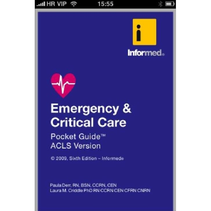 Informed Emergency & Critical Care Pocket Guide