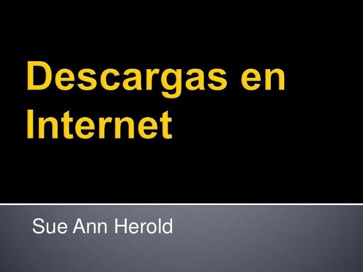 Sue Ann Herold
