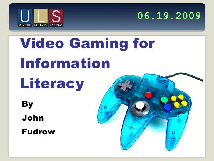 Infolit Gaming