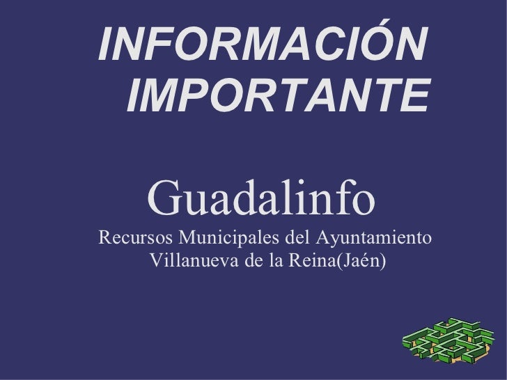 Información junio