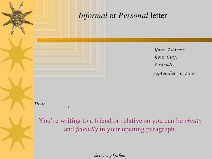 friendly letter writing topics friendly letter writing topics