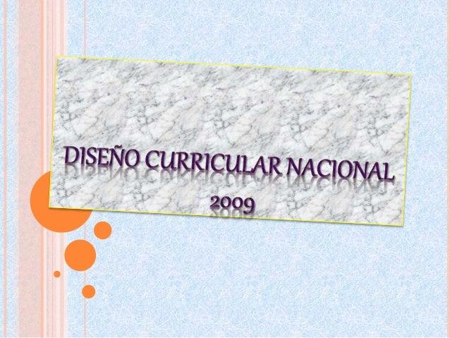  La Ley General de Educación N° 28044, señala la necesidad de currículos básicos, comunes a todo el país, articulados ent...