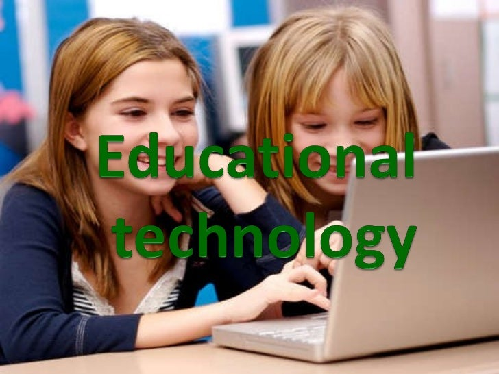 Educational Technology (Quintana, Almendros, Pimienta)