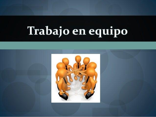En toda organización es fundamentalmente, que haya un equipo constituido por miembros. Desde el nacimiento de ésta, el acu...
