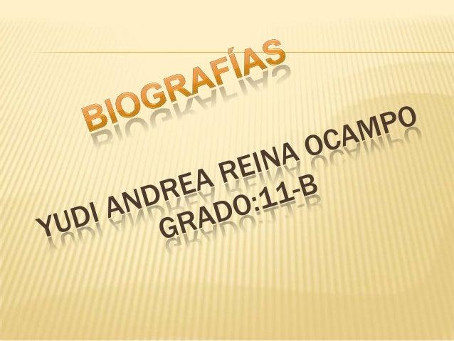 Informatica biografias