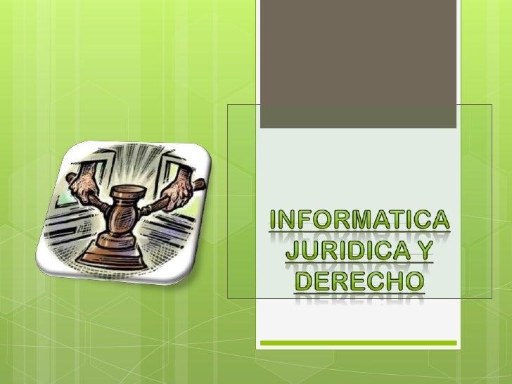 1.¿Cual es la relación entreInformática Jurídica y Derecho?     Esta ciencia estudia la    utilización de aparatos o    el...