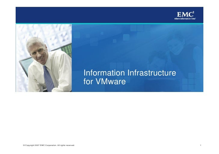 Information Infrastructure for VMware
