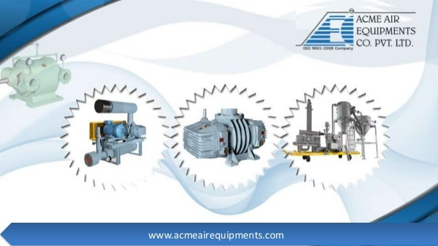 Information about Rotary Compression, Dust Collector System, Roots Vacuum Pump