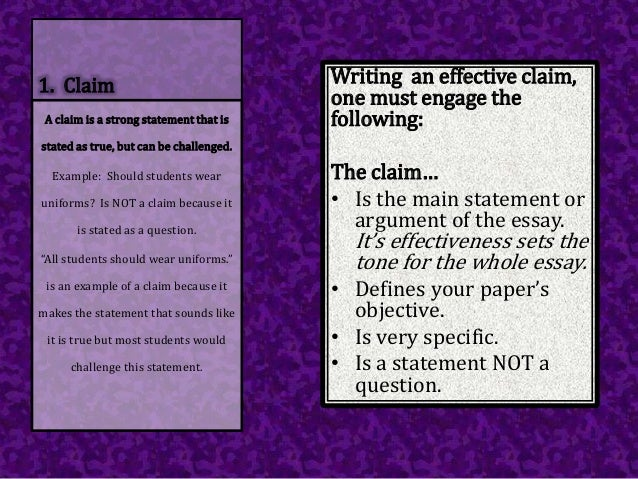 Writing A Personal Essay Lesson Plan