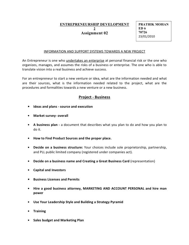 Information And Support Systems word document