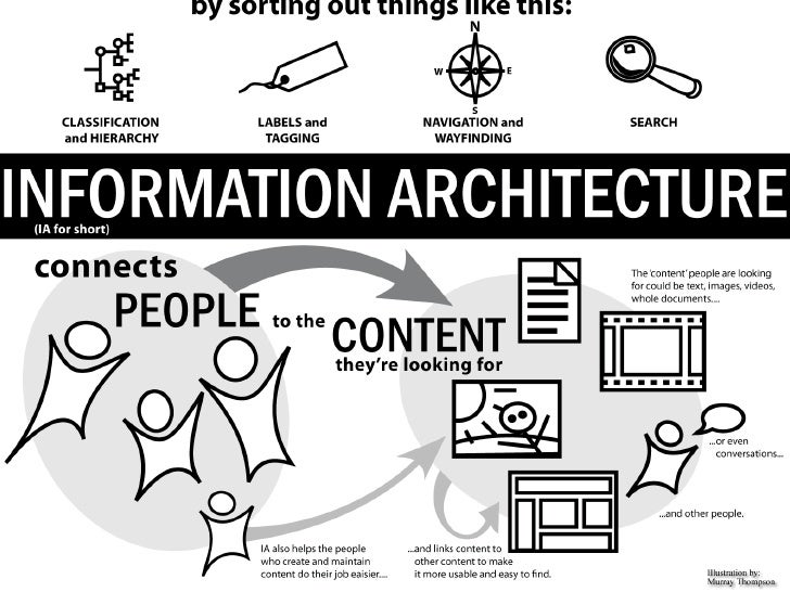 What is Information Architecture and How Can It Help My Website?