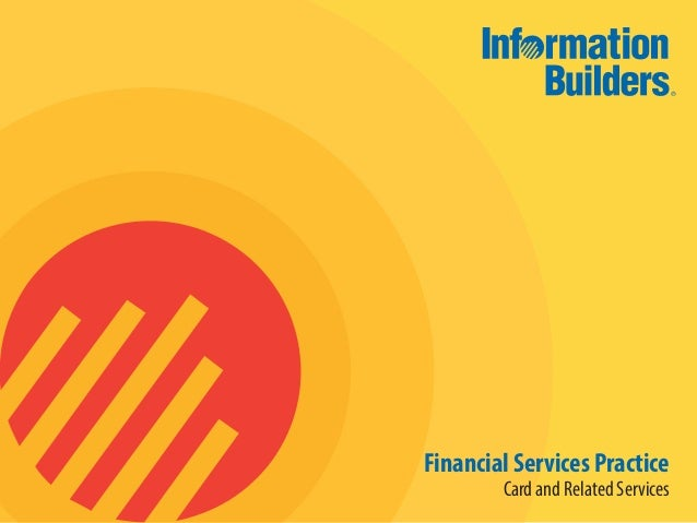 Financial Services Practice Card and Related Services
