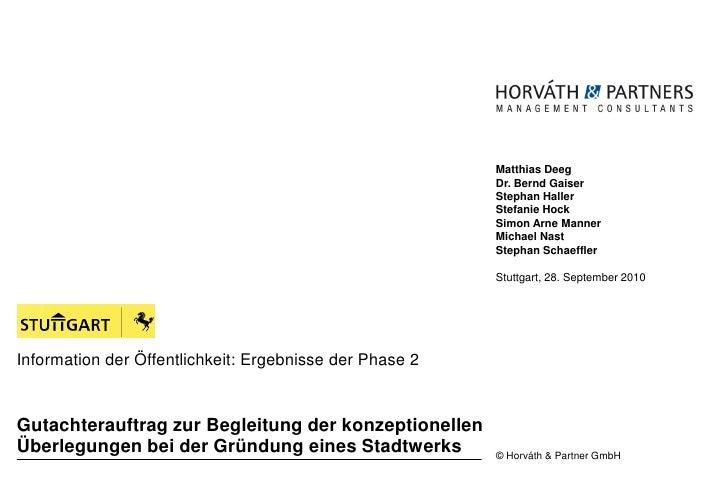 Matthias Deeg                                                         Dr. Bernd Gaiser                                    ...