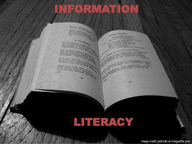 Informationliteracy