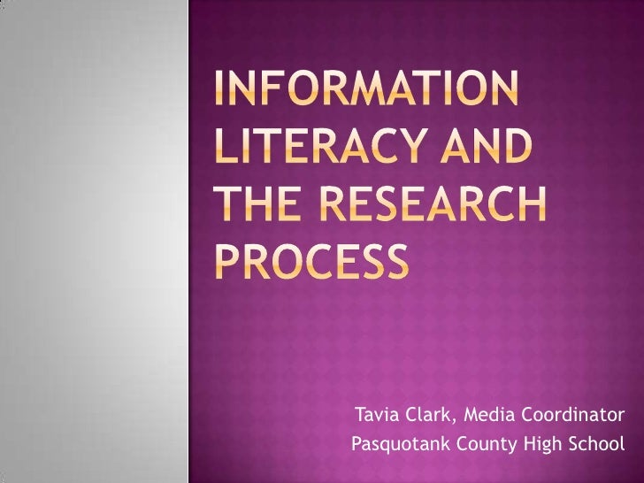information literacy phd thesis Writing a thesis in education in the case of a phd, and to a lesser extent, a language and literacy development unit do not provide proofreading or editing.