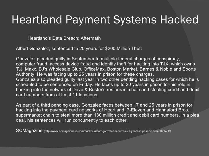 tjx security breach essay example